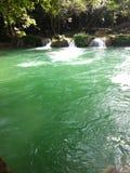 Chet Sao Noi National Park vattenfall Arkivfoton