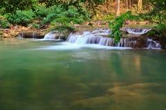 Chet Sao Noi vattenfall Royaltyfria Bilder