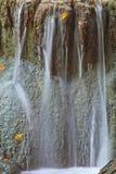 Chet Sao Noi vattenfall i Thailand Arkivbilder