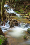 Chet Sao Noi vattenfall i Thailand Royaltyfri Fotografi