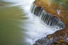 Chet Sao Noi vattenfall i Thailand Arkivfoto