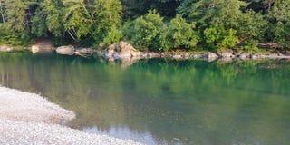 Chetco-Fluss Lizenzfreies Stockfoto