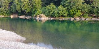 Chetco River Royalty Free Stock Photo