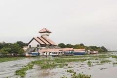 Chetty Boact, Cochin, kerala, Indien Royaltyfri Foto