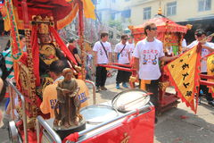 Cheung Chau Bun Festival in Hong Kong 2015. Event of Cheung Chau Bun Festival, located in Cheung Chau, Hong Kong on May 25th, 2015. Cheung Chau Bun Festival, or Royalty Free Stock Photography