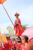 Cheung Chau Bun Festival in Hong Kong 2015. Event of Cheung Chau Bun Festival, located in Cheung Chau, Hong Kong on May 25th, 2015. Cheung Chau Bun Festival, or Stock Photos