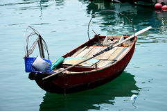 Cheung Chau Harbour Royalty Free Stock Photo
