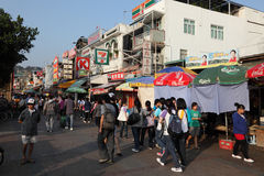 Cheung Chau, Hong Kong Royalty Free Stock Images