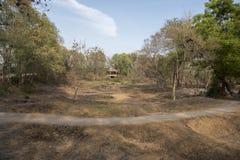 Cheung Ek Killing Field - Phnom Penh Imagen de archivo libre de regalías