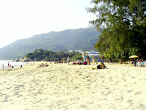 Cheung Sha beach, Lantau Island. Stock Photo
