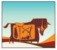 Cheval illustration libre de droits