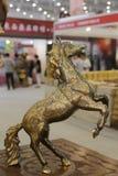 Cheval de bronze du Pakistan Photos libres de droits