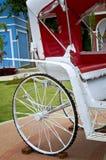 Cheval de chariot image libre de droits