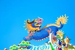 Cheval de dragon Images stock