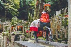 Cheval de Fushimi images stock
