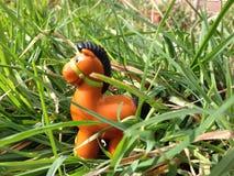 Cheval de jouet Photographie stock libre de droits