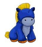 Cheval mou de jouet Images stock