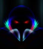 Chevalier abstrait de la science fiction Images stock