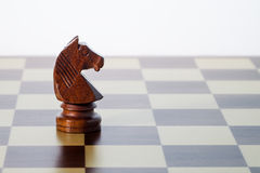 Chevalier Chess Photographie stock