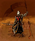 Chevalier Cruzader Image stock