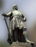 chevalier de forme de Barcelone Image libre de droits
