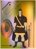 Chevalier novo Ilustração Royalty Free