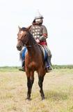 Chevaliers de cheval Images stock