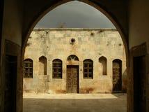 Chevaliers del DES di Krak, Siria Fotografia Stock Libera da Diritti