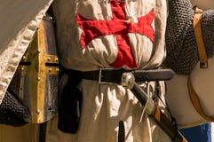 Chevaliers Templar Images stock