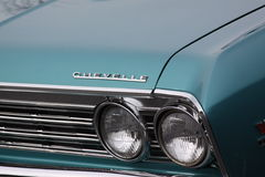 Chevelle Royalty Free Stock Image