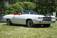 Chevelle Royalty Free Stock Photos