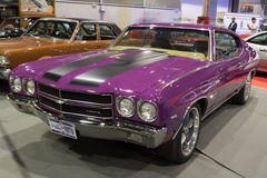 1970 Chevelle 350 Malibu Royalty-vrije Stock Fotografie