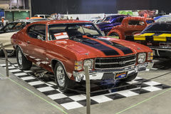 Chevelle Royalty Free Stock Photo