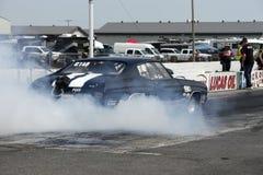 Chevelle smoke show Royalty Free Stock Photos
