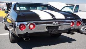 1971年Chevelle SS汽车 图库摄影