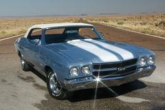1970 Chevelle SS Stock Afbeelding