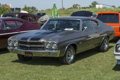 Chevelle ss Royalty Free Stock Images