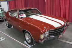 Chevelle super sport Royalty Free Stock Images