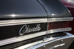 Chevelle tail light Stock Photography