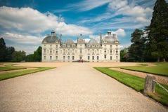 Cheverny castle royalty free stock photos