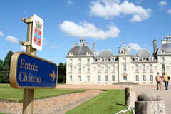 Cheverny Castle, France Stock Photos
