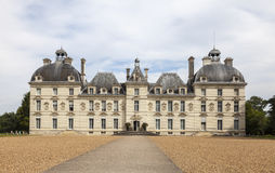 Cheverny Castle royalty free stock images