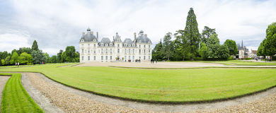 Cheverny castle Stock Images