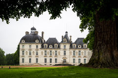 Cheverny Castle, Loire Valley, France Royalty Free Stock Photography