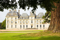 Cheverny Chateau exterior Royalty Free Stock Images