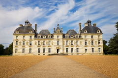 Cheverny Chateau exterior Royalty Free Stock Image