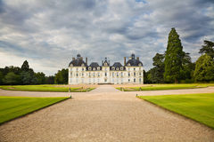 Cheverny Chateau exterior Stock Images