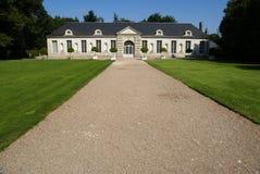 cheverny orangery för slott Royaltyfria Bilder