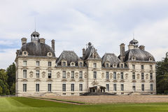 Cheverny Schloss Stockbild