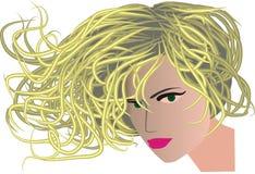 Cheveu Images libres de droits